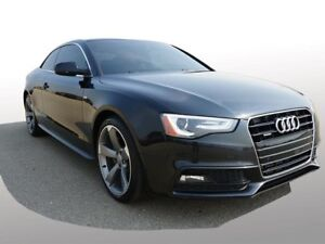 2014 Audi A5 2.0 8sp Tiptronic Progressiv Cpe Exclusive Line