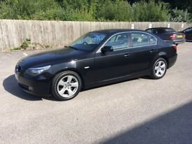 BMW 520D SE FULL SERV HISTORY