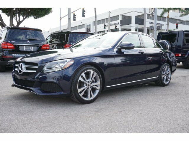 Image 5 Voiture American used Mercedes-Benz C-Class 2018