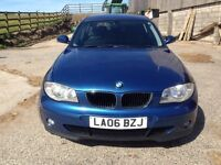 BMW 1 Series, 118d SE, Low Mileage, Great Condition