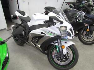 This Kawasaki ZX10R is $4000 off, it needs a new home!