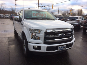 2016 Ford F-150 XLT Pickup Truck - Demo