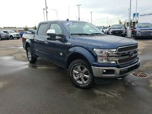 2018 Ford F-150 King Ranch- DEMO! new vehicle programs apply! 3.