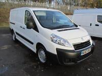 Peugeot Expert L2 1200 1.6 Hdi 90PS H1 Van DIESEL MANUAL WHITE (2013)