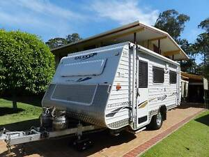 2006 Galaxy, Pop-Top, Semi Off-Road, 17ft. Birkdale Redland Area Preview