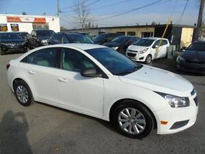 2011 Chevrolet Cruze LS+ w/1SB AUTOMOTIC,AIR,POWER GROUP!!