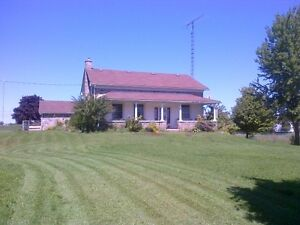 Farm House for rent in waterloo