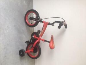 Lightning Mcqueen Kids bike 30cm