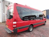 mini bus and coach hire for all occasion.07812701482