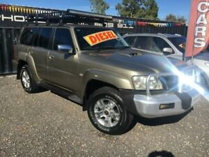2005 Nissan Patrol GU IV ST (4x4) Bronze 4 Speed Automatic Wagon Elizabeth West Playford Area Preview