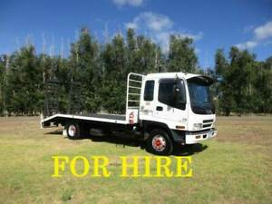 FOR DRY HIRE. Isuzu Beavertai FRR500,190hp with Automatic transmission Pickering Brook Kalamunda Area Preview