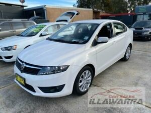 2014 Proton Preve CR GX White 6 Speed CVT Auto Sequential Sedan Barrack Heights Shellharbour Area Preview
