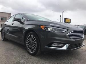 2017 Ford Fusion SE AWD Eco Boost, FINANCEMENT MAISON