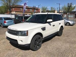 2010 Land Rover Range Rove Sport SuperCharged, Loaded, Clean