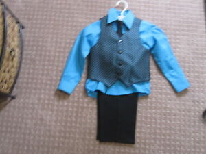Boy's Size 6 Suit