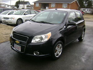 2010 Chevrolet Aveo LT 122,000KMS $3200 Tax Inclus