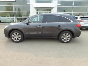2015 Acura MDX Elite - B/U Cam, Heated Leather Int + Nav!