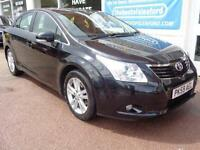 Toyota Avensis 2.0D-4D 2009 T4 Full S/H 7 stamps Low miles 76k P/X Swap