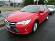 2017 Toyota Camry ASV50R Altise Red 6 Speed Sports Automatic Sedan Ballarat Central Ballarat City Preview