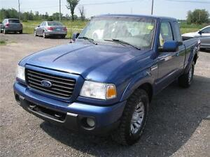 2008 Ford Ranger Sport *Certified & E-tested*