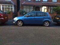Ford Fiesta Zetec 1.4 Sport 2005 Plate Great Family Car 7 Months M.O.T Only 95000 miles £750 ono