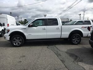 2013 Ford F-150 FX4 with 402A Package
