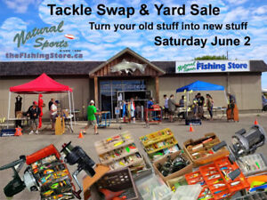 Fishing Tackle Swap and Sale