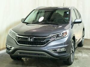 2016 Honda CR-V Touring AWD w/ 2 Sets of Tires, Navigation, Leat