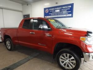 2015 Toyota Tundra Limited 4x4 LEATHER NAVI