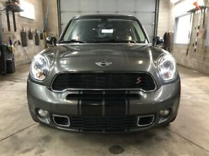 2011 Mini Cooper Countryman All4 S
