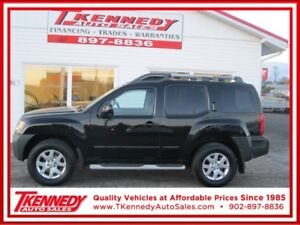 2012 NISSAN XTERRA SV 4WD ONLY $12,877.00