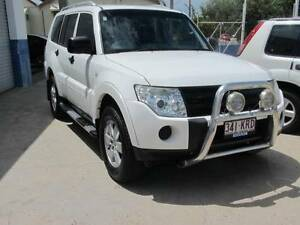 2007 Mits Pajero 7 Seat Wagon - Only 89,000 Kms & 5 Mths rego Hyde Park Townsville City Preview
