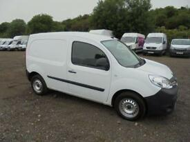 Renault Kangoo Ml19dci 90 Extra Van DIESEL MANUAL WHITE (2014)