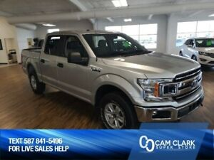 2018 Ford F-150 XLT 5.0L 4x4 Sync Voice Activated System, Rear V