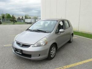 2008 HONDA FIT *5 SPEED,GAS SAVER,PRICED TO SELL!!!*