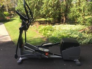 Nordic elliptical trainer