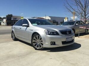 2013 Holden Caprice WN V Silver 6 Speed Auto Active Sequential Sedan Beckenham Gosnells Area Preview