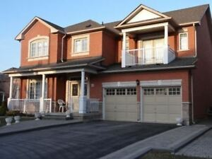 4 bed room detach home for rent in Vaughan