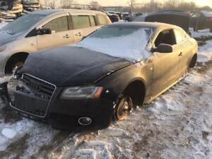 2011 Audi A5 just arrived for parts at Pic N Save!