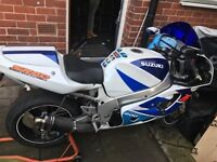 W reg good condition mot till june 17