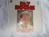 Vinyl LP the Best Of Pat Boone