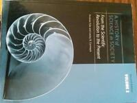 A History of Science in Society MRU Textbook