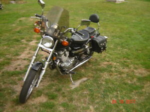 Honda Rebel Black 250cc 6838kms 2004