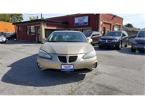 2004 PONTIAC GRAND PRIX GT1 ONLY $4,500 E-TEST AND CERTIFIED!!