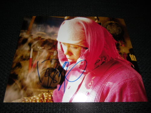 NAN YU signed Autogramm auf Bild InPerson THE EXPENDABLES 2 Sylvester Stallone