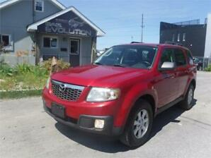 2010 Mazda Tribute AWD, 4CYL, 146km, CERTIFIED+WRTY $6990