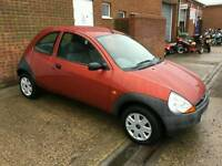 SMASHING FORD KA T/99 IMMACULATE LONG MOT NEW BATTERY GREAT CONDITION PERFECT 1ST CAR ONLY 499