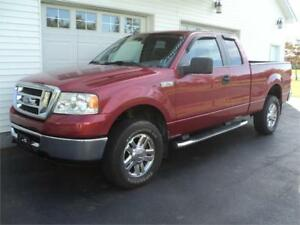 2008 Ford F150 XLT 4X4 FINANCING AVAILABLE