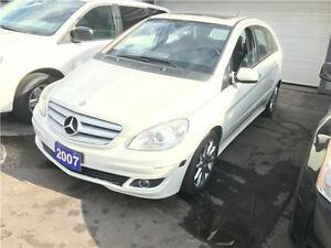 2007 Mercedes-B-200 Turbo- SUNROOF--DRIVES WELL