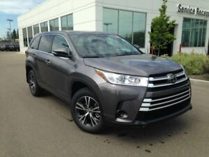 2018 Toyota Highlander LE AWD Starter, Bdy Mldgs. Cross Bars